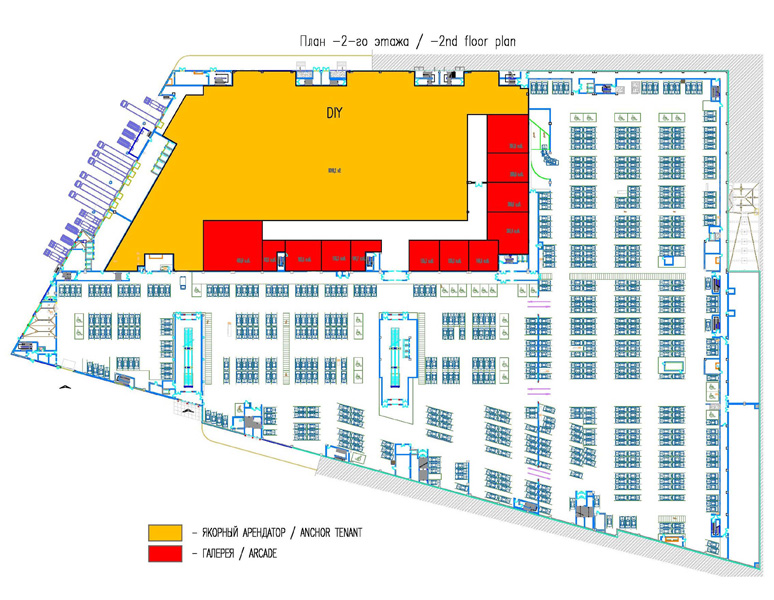 June Rec Moscow Mytishchi Retail And Entertainment Centers